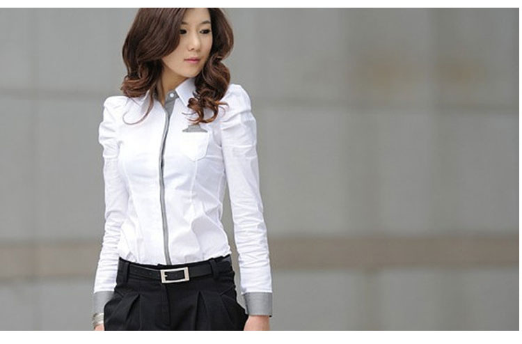 Model Kemeja Perempuan Masa Kini Toko Baju Online Jual Kemeja