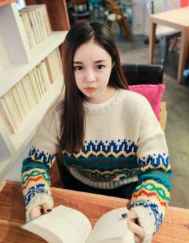 SWEATER KOREA MODERN TERBARU 2016