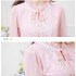 BAJU ATASAN MODEL SIMPLE PINK 2016 KOREA