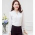 BLOUSE LENGAN PANJANG PUTIH MODIS 2016 FASHION