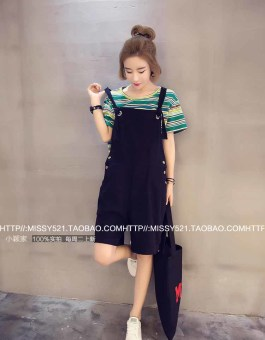 JUMPSUIT PENDEK SIMPLE TRENDY 2016