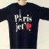 baju-kaos-hitam-gambar-paris-cantik-korea