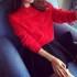 baju-sweater-merah-import-2016-fashion