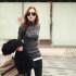 baju-turtleneck-wanita-korea-simple-trendy