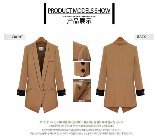 blazer-kerja-coklat-simple-elegant-fashion