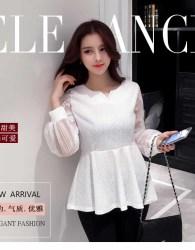 blouse-korea-putih-cantik-2016