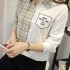 kemeja-lengan-panjang-cantik-trendy-korea