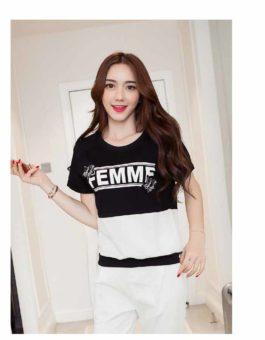 Kaos Wanita Import Korea Terbaru 2017 Jual Model Terbaru Murah