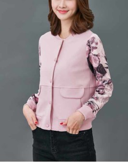 JAKET WANITA SIMPLE IMPORT 2017
