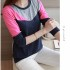 KAOS WANITA BIRU NAVY SIMPLE TRENDY FASHION