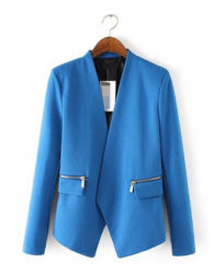 BLAZER MODEL SIMPLE TERBARU IMPORT 2017